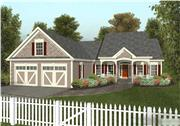 View house Plan#109-1028