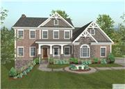 View house Plan#109-1030