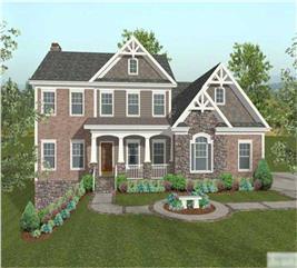 House Plan #109-1030