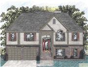 View house Plan#109-1031