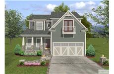 This is a computerized rendering of the following Craftsman Homeplans.