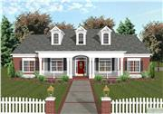 View house Plan#109-1035