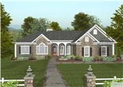 View house Plan#109-1037