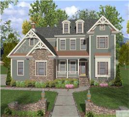 House Plan #109-1039