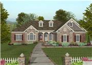 View house Plan#109-1047