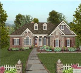 House Plan #109-1047