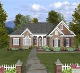 House Plan #109-1048