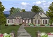 View house Plan#109-1051
