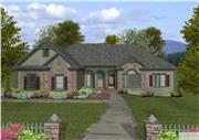 View house Plan#109-1053