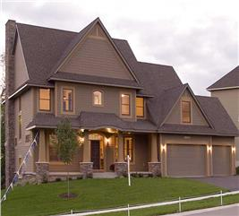 House Plan #109-1056