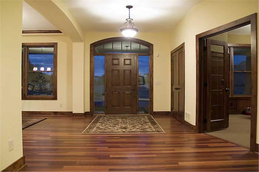 Entry Hall: Foyer of this 4-Bedroom,3770 Sq Ft Plan -3770