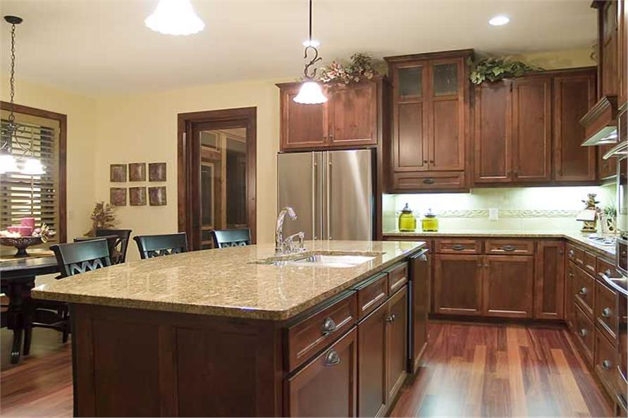 Kitchen of this 4-Bedroom,3770 Sq Ft Plan -3770