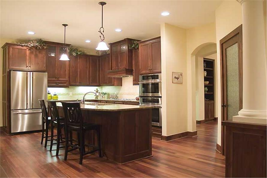 109-1056: Home Interior Photograph-Kitchen