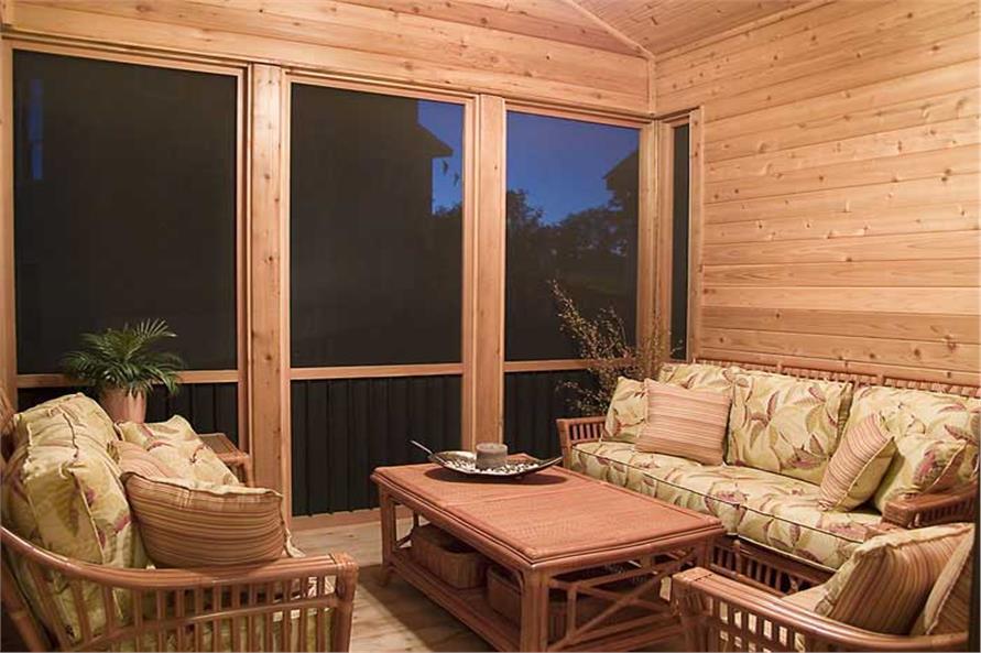 109-1056: Home Exterior Photograph-Porch