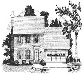 House Plan #109-1065
