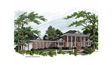 Main image for house plan # 14518