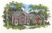 View house Plan#109-1074