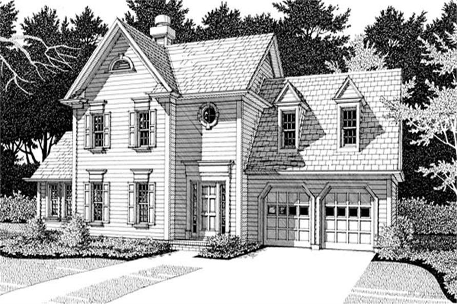 EXTERIOR PHOTO of this 3-Bedroom,2333 Sq Ft Plan -2333
