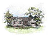 Main image for house plan # 14382