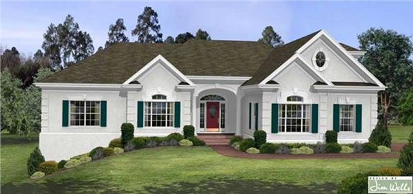 STUCCO RENDERING