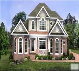 House Plan #109-1108
