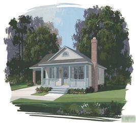 House Plan #109-1126