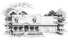 Main image for house plan # 14419
