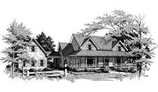 Main image for house plan # 14512