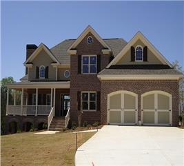 House Plan #109-1173
