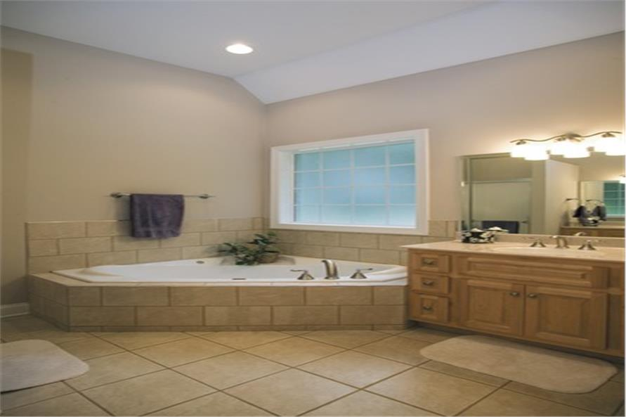 Master Bath of this 3-Bedroom,2088 Sq Ft Plan -2088