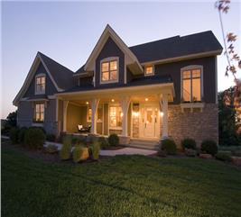 House Plan #109-1191