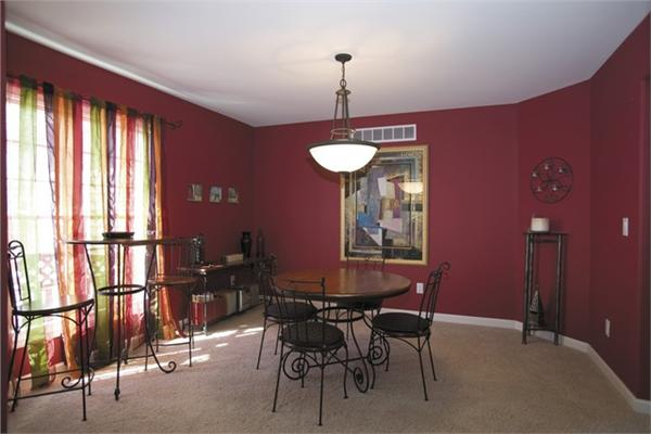 109-1192 house plan dining room