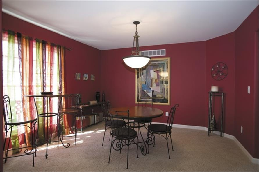Dining Room of this 3-Bedroom,2275 Sq Ft Plan -2275