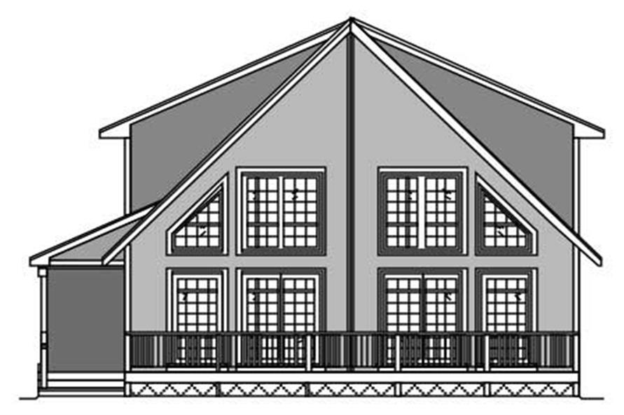 Home Plan Other Image of this 3-Bedroom,1925 Sq Ft Plan -1925