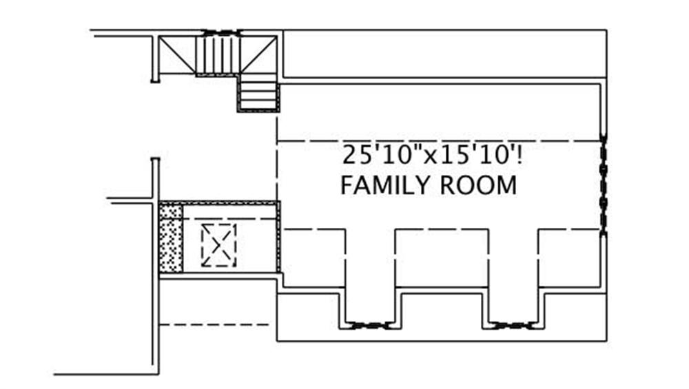 Floor Plan Second Story