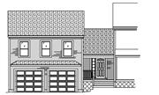 View house Plan#110-1024