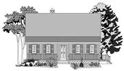 View house Plan#110-1029