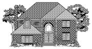 View house Plan#110-1055