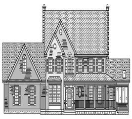 House Plan #110-1060