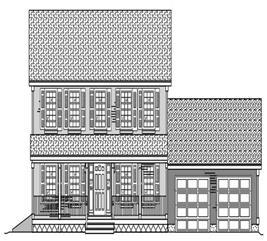House Plan #110-1079