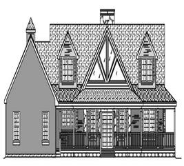 House Plan #110-1126