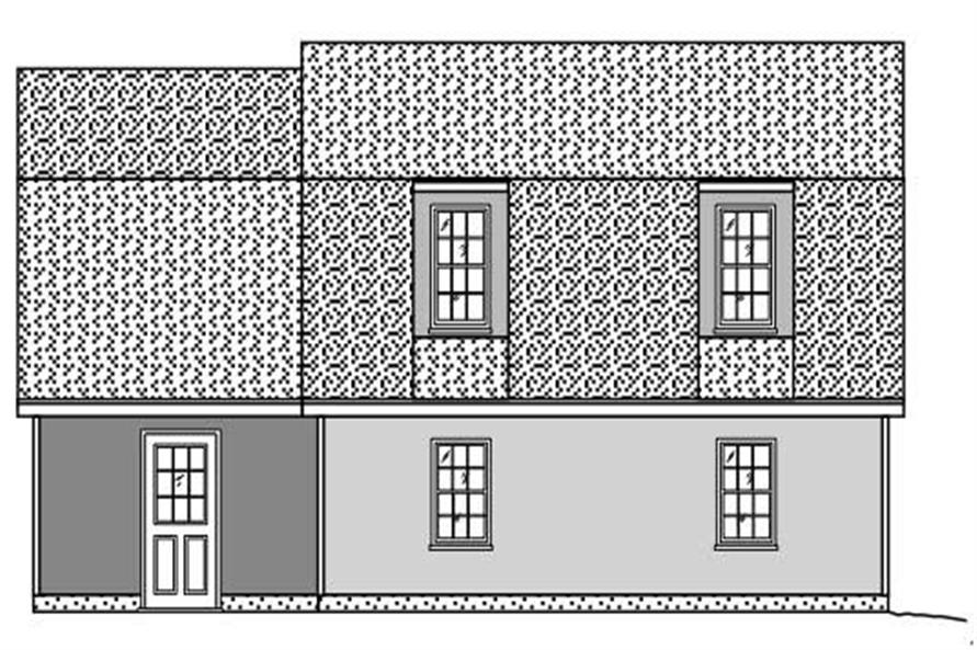 Home Plan Aux Image of this 0-Bedroom,600 Sq Ft Plan -600