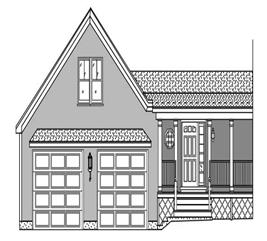 House Plan #110-1143