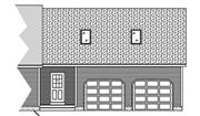 View house Plan#110-1144