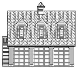 House Plan #110-1152