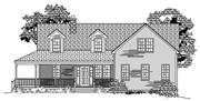 View house Plan#110-1204