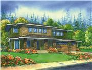 View house Plan#111-1000