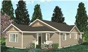 View house Plan#111-1001