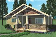 View house Plan#111-1005