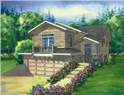 View house Plan#111-1013